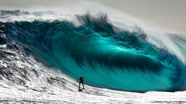 Pic: Andrew Chisholm / Nikon Surf Photo of the Year competition