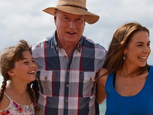 Pippa, Alf and Sally Home and Away Channel 7 Thursday September 5 2013 Picture: Supplied