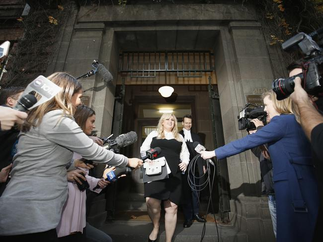 Vindicated … Rebel Wilson. Picture: Darrian Traynor/Getty Images