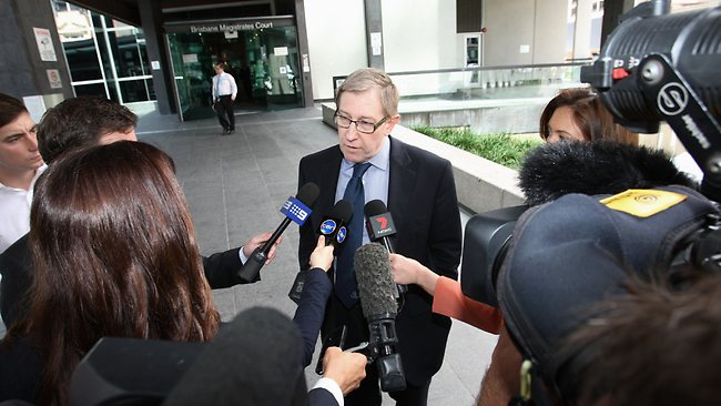 MP Dr Bruce Flegg witness in Gerard Baden-Clay committal hearing
