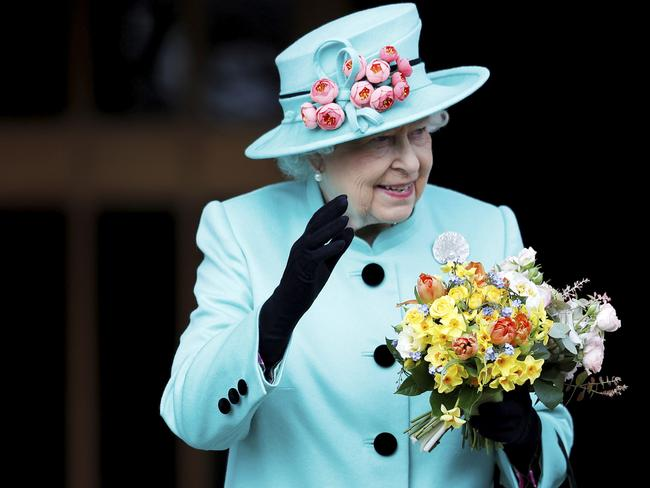 The Queen has invited Meghan Markle to Christmas at Sandringham. Picture: Peter Nicholls/Pool Photo via AP