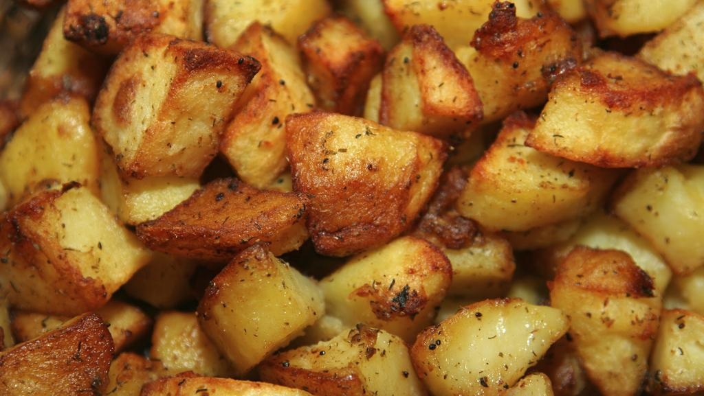 All varieties, including popular brushed potatoes, had been impacted. Picture: Stock image