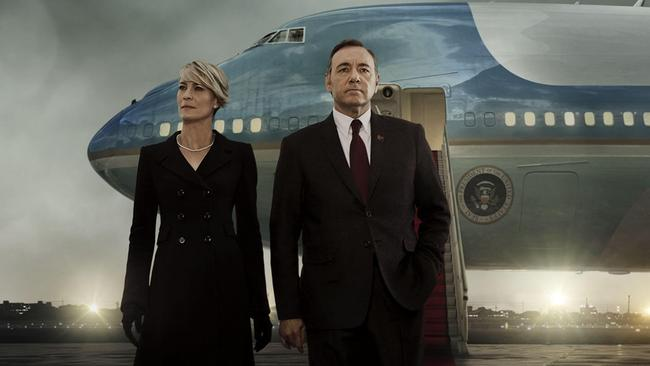 House of Cards has been nominated for eight Golden Globes.