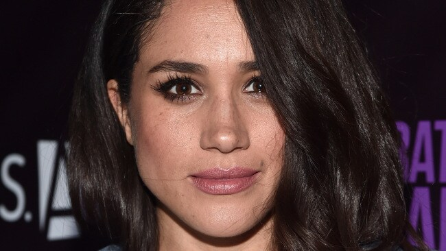 Freckles out. LOS ANGELES, CA - MAY 20: Actress Meghan Markle attends P.S. Arts' The pARTy at NeueHouse Hollywood on May 20, 2016 in Los Angeles, California. (Photo by Alberto E. Rodriguez/Getty Images)
