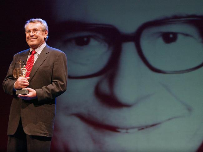 Czech director Milos Forman. Picture: AFP