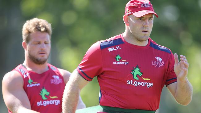 Wallabies captain Stephen Moore backing rugby State of Origin push