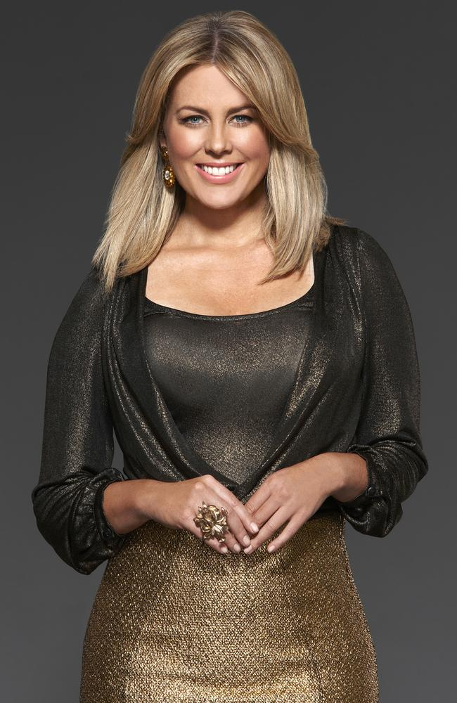 Samantha Armytage says she stays in touch with her country roots through family and friends.