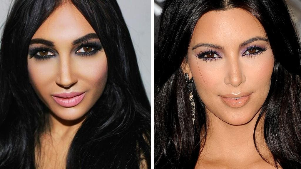 Kim kardashian best lookalikes ever photo gallery for How many kardashians are there