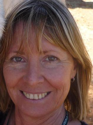 Dudley David Davey murdered outback nurse Gayle Woodford (pictured). Picture: SA Police.