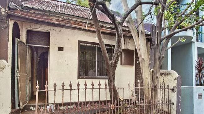 26 John Street, Erskineville, sold for $770,000 in April 2013 ...