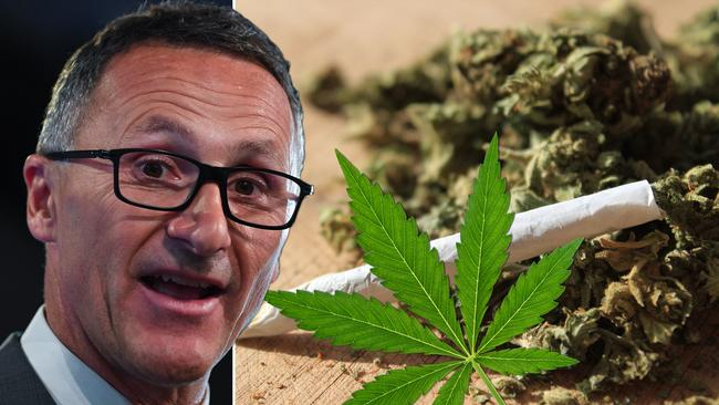 Greens' controversial push to legalise marijuana
