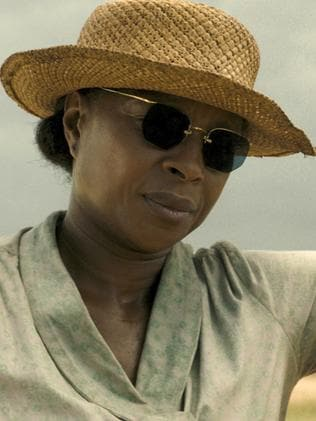 TMary J Blige received two nominations — performance and musical — for her performance in Mudbound. Picture: Netflix via AP