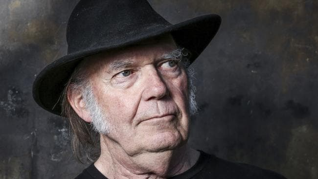 Neil Young has been heavily involved in the Standing Rock pipeline protests.