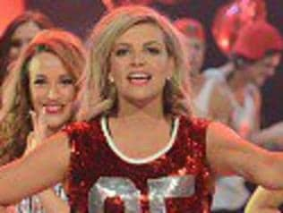 Maddern stars in Footy Show revue