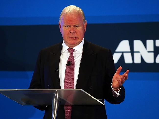 """ANZ chief executive Mike Smith: """"This is a good set of results."""""""
