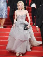 Diane Kruger attends the 70th Anniversary of the 70th annual Cannes Film Festival at Palais des Festivals on May 23, 2017 in Cannes, France. Picture: Getty