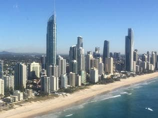 The Gold Coast has undergone a transformation ahead of the 2018 Commonwealth Games to be held in April.