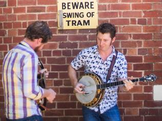 The Davidson Brothers on the Victorian Music Crawl