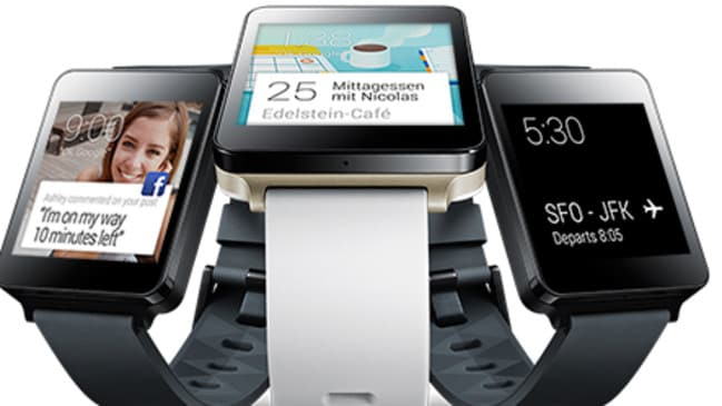 LG's G Watch was the first Android Wear smartwatch available for sale in Australia.