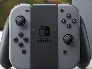 Supplied Editorial The Nintendo Switch console. Source: Supplied.