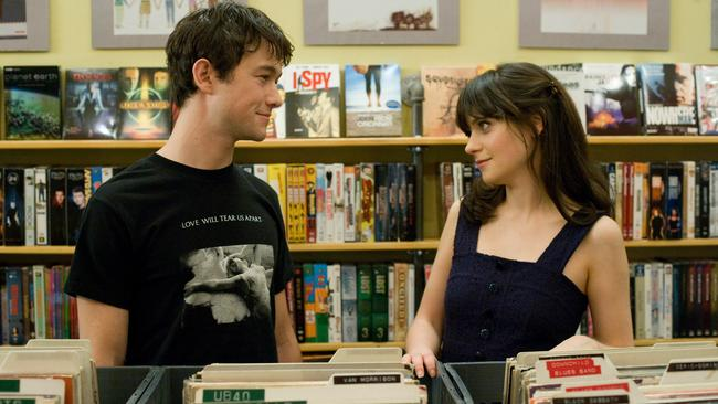 500 Days of Summer: The movie for an exaholic.