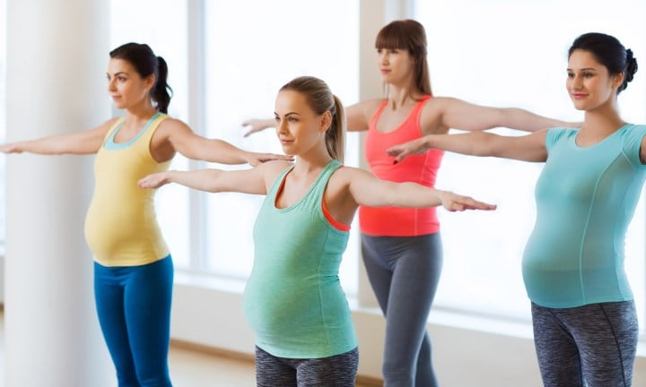 Ab separation after pregnancy? This 10-minute exercise will help