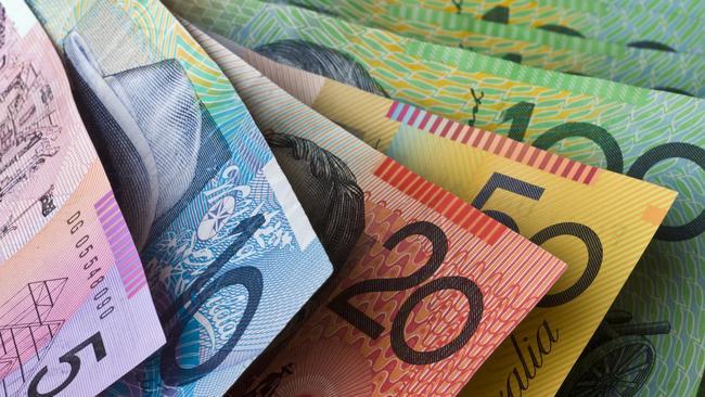 Австралийские деньги фото 20 злотых 1987 года цена стоимость монеты