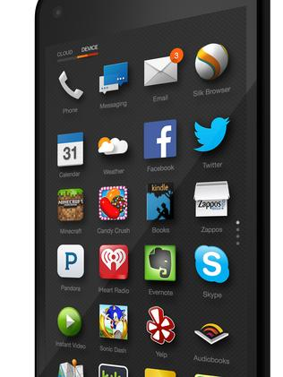 Amazon Fire Phone launched in the US - features include the ability to display 3D images and a Firefly button that lets you scan any product and see if you can buy it on Amazon.com