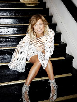 Kasey Chambers goes to Bluesfest every year, playing or not. Picture: Supplied