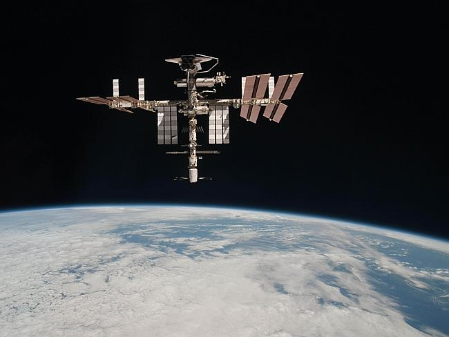 Could Ukraine crisis leave NASA stranded in space?
