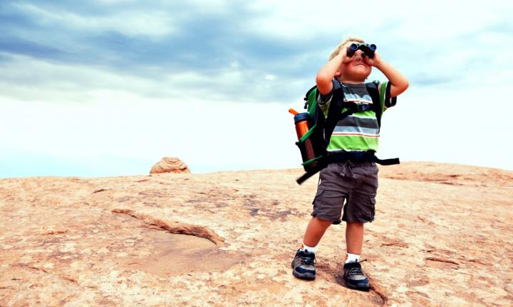 Want to get your kids loving the outdoors? Try geocaching!