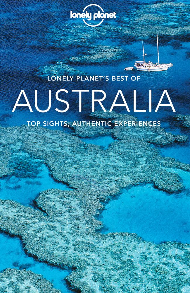 Lonely Planet's Best of Australia.