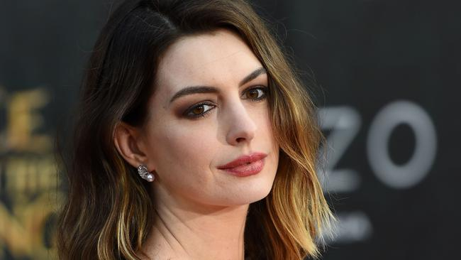 Anne Hathaway Shares Message After Having Baby: 'No shame in gaining weight '