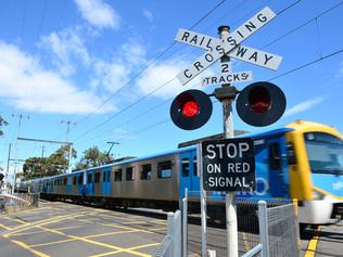 Frankston Level Crossings