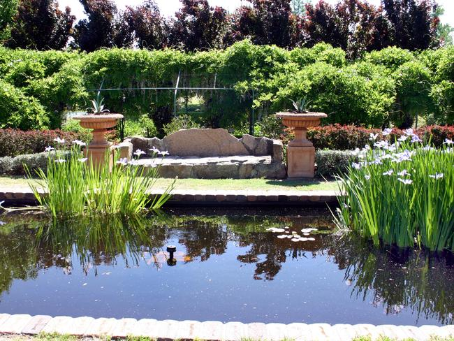 Push to covert unwanted swimming pools into thriving ponds news local for Pond to swimming pool conversions