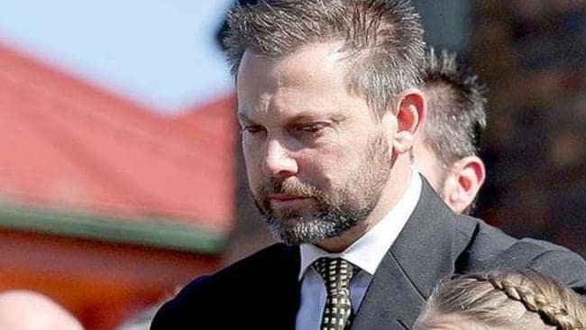 Gerard Baden-Clay was found guilty of murdering his wife Allison.