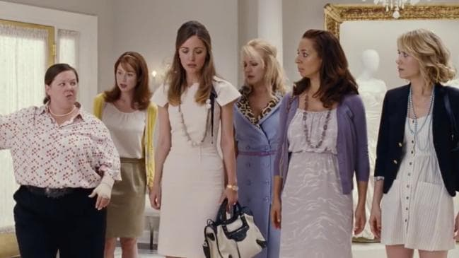 The Iconic 'Bridesmaids' Scene Kristen Wiig Was NOT Happy About