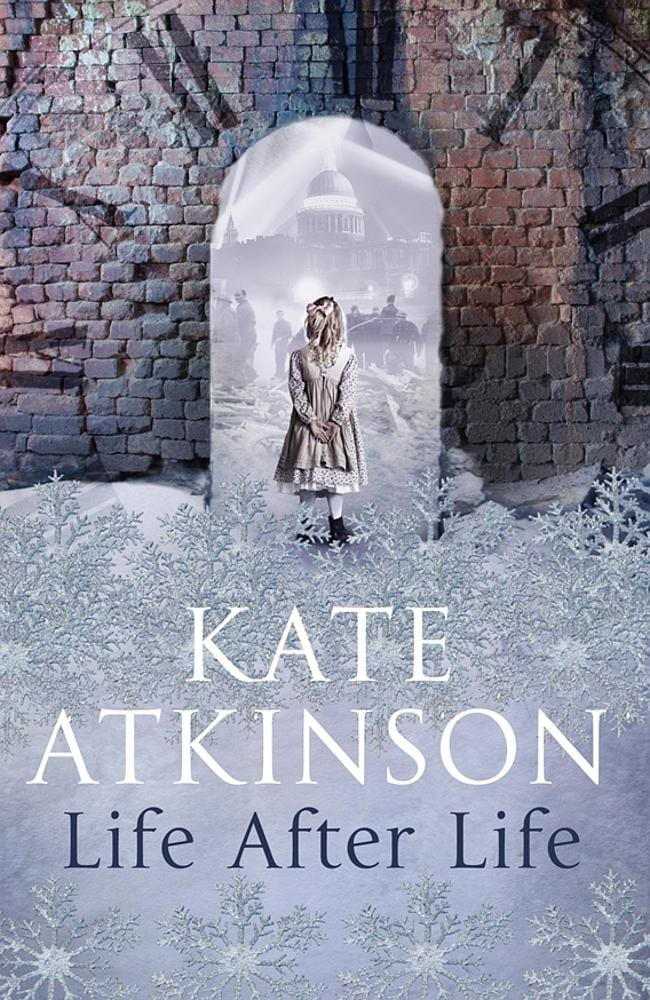 LIFE AFTER LIFE, BY KATE ATKINSON