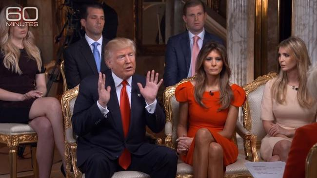 "Image result for President-elect Donald Trump Speaks to A Divided Country on ""60 Minutes"" [Video]"