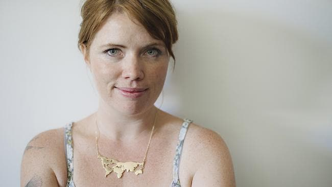 Fairfax commentator Clementine Ford is among those fighting the backlash against Ms Abdel-Magied. Picture: Supplied