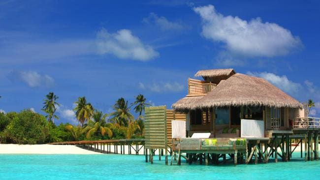 Six Senses Laamu, Maldives. Picture: Supplied