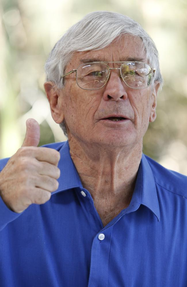 Dick Smith ... 'I want to buy Vegemite back..'