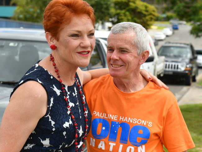 Malcolm Roberts is running in the Queensland state election. Picture: AAP/Mick Tsikas.