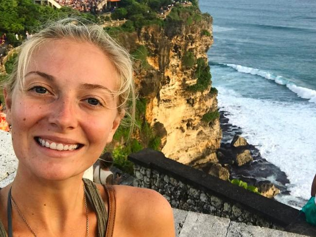 Sydney woman Ella Knights, 26, was killed in a scooter accident in Bali in April this year.