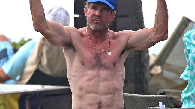 Dennis Quaid 2015 Body
