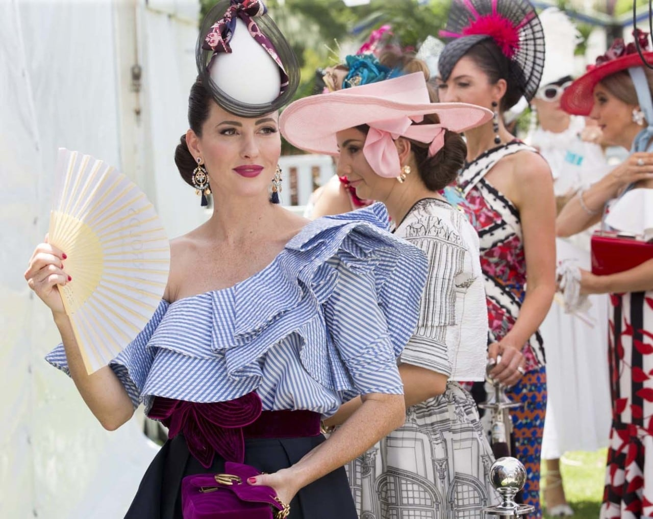 Inside Magic Millions Race Day 2018