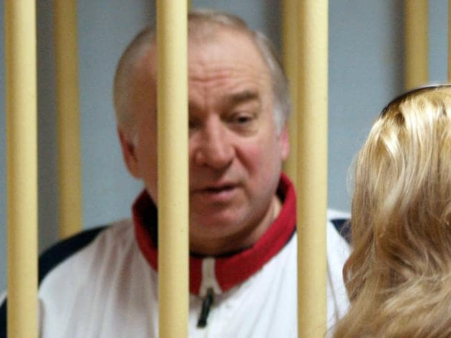 Former Russian military intelligence colonel Sergei Skripal has been living in Britain since 2010. Picture: Kommersant Photo/Yuri Senatorov/AFP