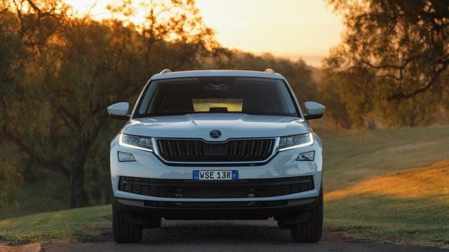 Kodiaq: Now with five-year warranty.