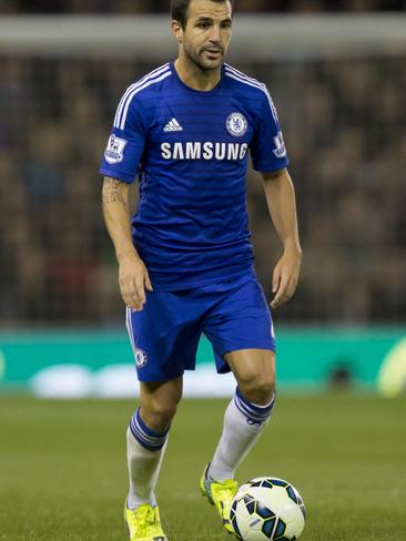 Cesc Fabregas had a great start to his Chelsea career.