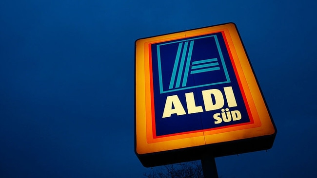 Aldi's name is a combination of two different words. Picture: Ralph Orlowski/Getty Images